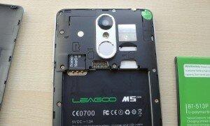 Слоты SIM-карт и карты памяти