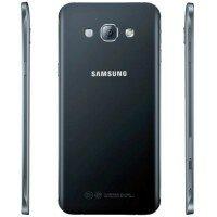 Черный Samsung Galaxy A8