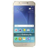 Samsung Galaxy A8, цвета темное золото