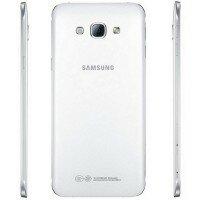 Белый Samsung Galaxy A8