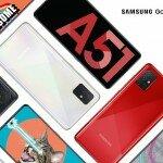 Смарт Samsung Galaxy A51