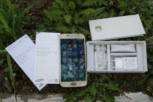 Комплектация Samsung Galaxy S6 Duos