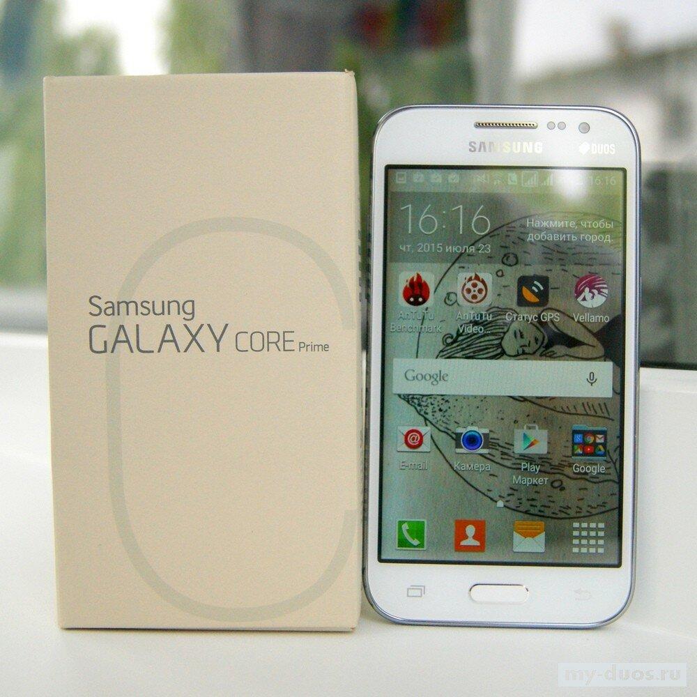 Обзор Samsung G361H Galaxy Core Prime VE Duos | 1000 x 1000 jpeg 167kB