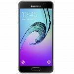 Смартфон Samsung Galaxy A5 SM-A510F в черном корпусе