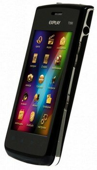 Сенсорный телефон на 3 SIM-карты Explay T350