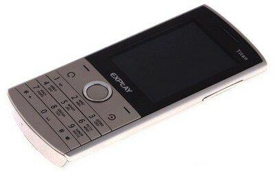 Телефон на 3 SIM-карты Explay Titan