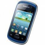 Музыкальный телефон Samsung Galaxy Music DUOS