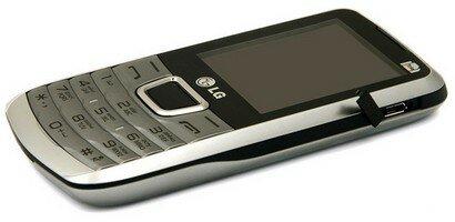 Телефон на 3 SIM-карты LG A290
