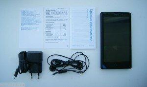 Фото телефона Nokia XL