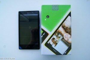 ���� �������� Nokia XL
