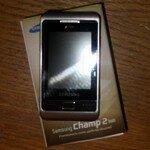 Samsung C3332 на фото