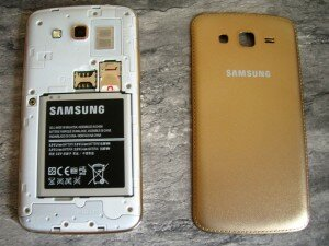 Samsung Galaxy Grand 2 Duos без крышки