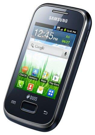 ��������� ������� Samsung S5302